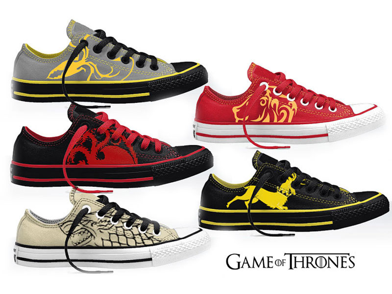 basket nike game of thrones