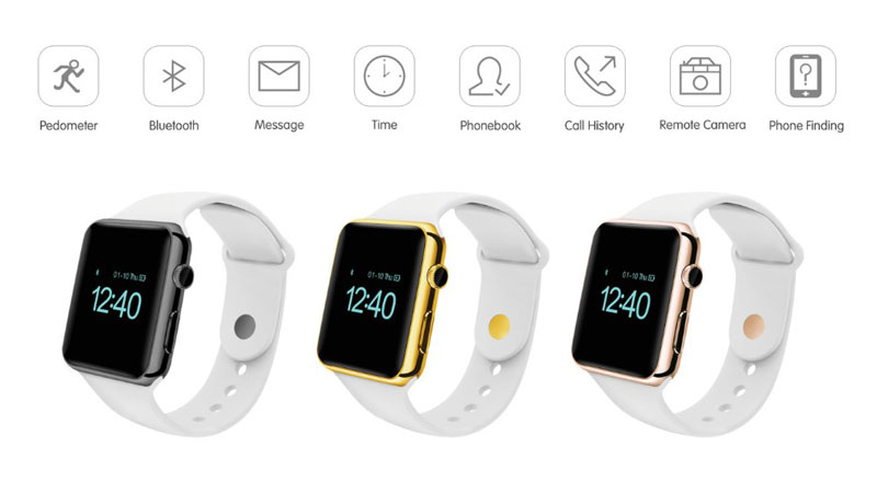 apple watch pas