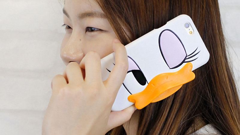 coque iphone 6 3d disney