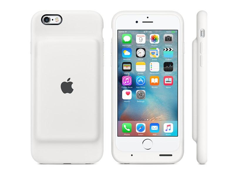 Apple lance une Coque avec Batterie pour iPhone 6 et 6S ...