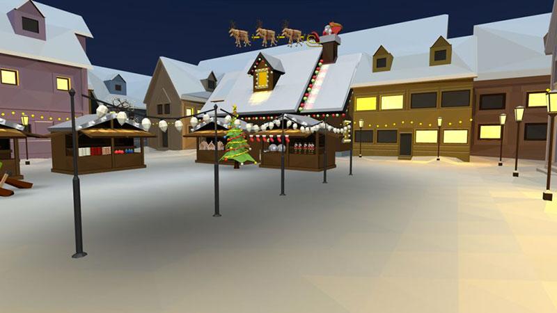 Noël: Comment Créer une Carte de Vœux en Réalité Virtuelle