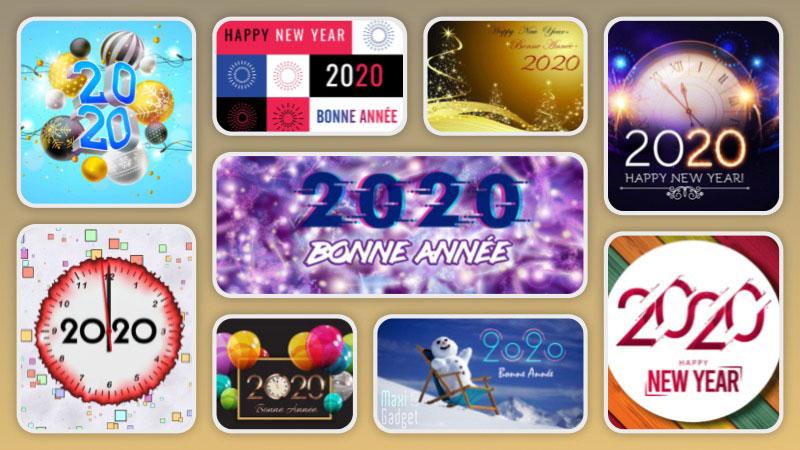 90 Fonds D Ecran Hd 4k Bonne Annee 2020 Wallpapers Gratuit